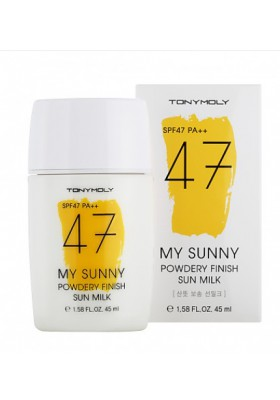 MY SUNNY POWDERY FINISH SUN MILK