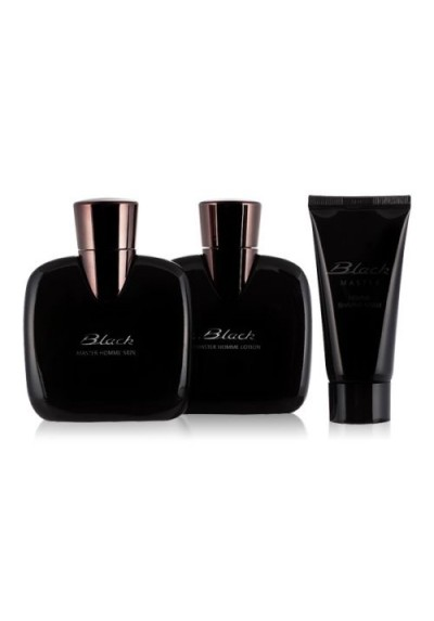 BLACK MASTER HOMME SKIN CARE SET
