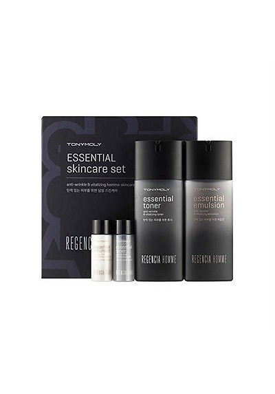 REGENCIA HOMME ESSENTIAL SKIN CARE SET