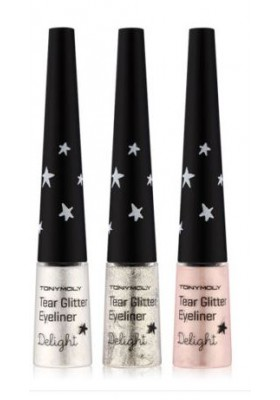 DELIGHT TEAR GLITTER EYE LINER