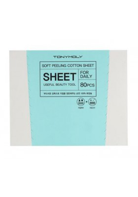 SOFT PEELING COTTON SHEET