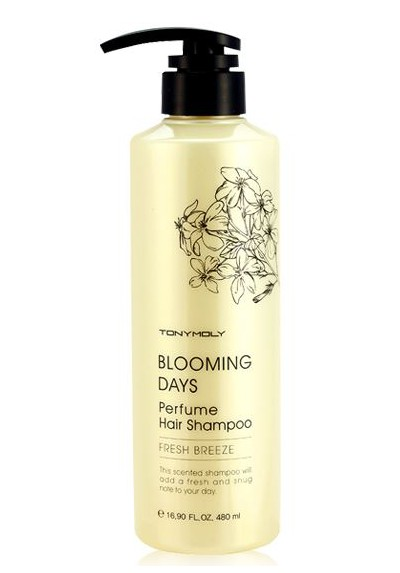 BLOOMING DAYS PERFUME SHAMPOO FRESH BREEZE