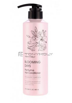 BLOOMING DAYS PERFUME HAIR CONDITIONNER ROMANTIC GARDEN