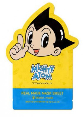 REAL MADE MASK SHEET WATER-MADE