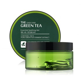 THE CHOK CHOK GREEN TEA ESSENTIAL SOOTHING GEL - 300 ML
