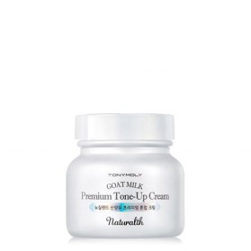 Naturalth Goat Milk Premium Tone-Up Cream 60ml