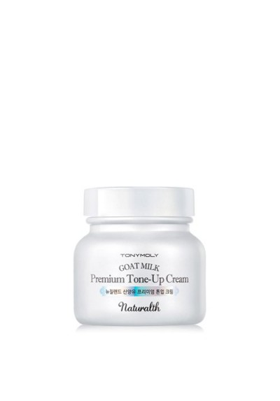 Naturalth Goat Milk Premium Tone-Up Cream