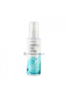 Shiny Foot Cooling Deo Spray