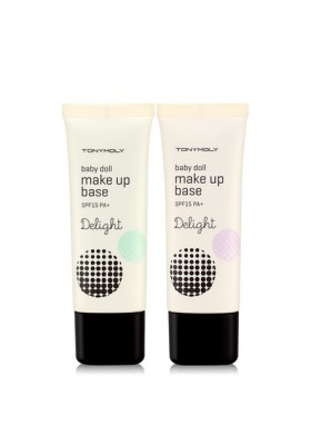 DELIGHT BABY DOLL MAKE UP BASE