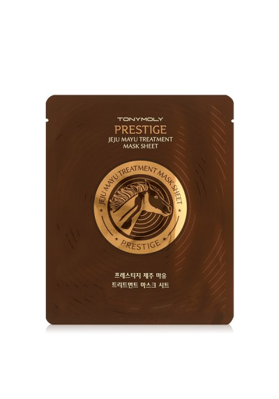 PRESTIGE JEJU MAYU TREATMENT MASK SHEET