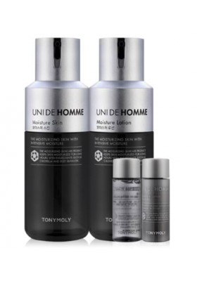 UNI-HOMME MOISTURE SKIN CARE SET