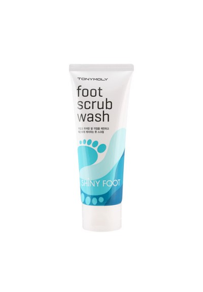 SHINY FOOT SCRUB WASH