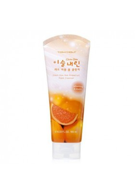 CLEAN DEW RED JAMON FOAM CLEANSER (POMELO)