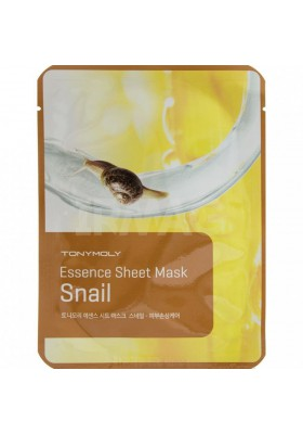 ESSENCE SHEET MASK-SNAIL SKIN DAMAGE CARE