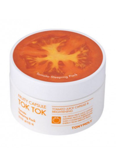 FRUITY CAPSULE TOK TOK SLEEPING PACK - TOMATE