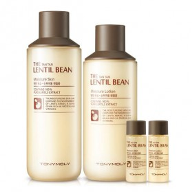 The Tan Tan Lentil Bean Moisture Skin Care
