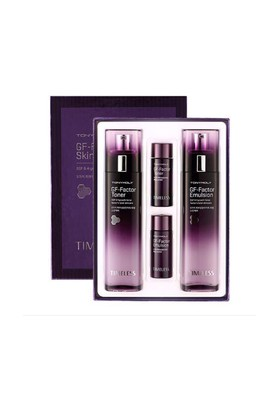 TIMELESS EGF SKINCARE SET 5 GROWTH FORCE FACTOR'S TOTAL SKINCARE