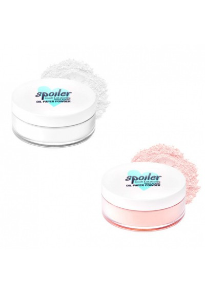 SPOILER OIL PAPEL POWDER
