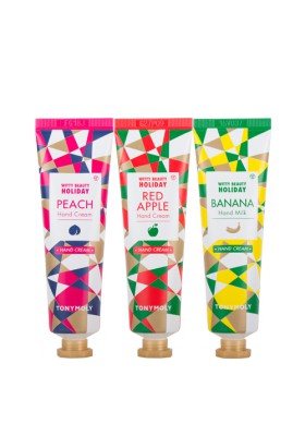 FRUIT HAND CREAM SET