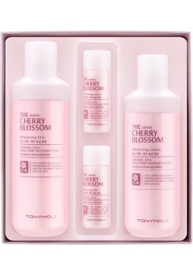 THE HAYAN CHERRY BLOSSOM WHITENING SKIN CARE SET