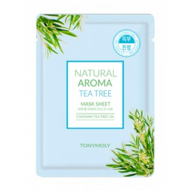 NATURAL AROMA TEA TREE MASK SHEET