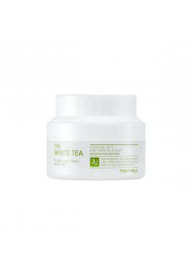 THE WHITE TEA BRIGHTENING CREAM