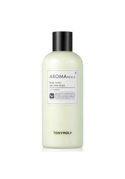 AROMAS HEALS BODRY LOTION 1/2 STRESS