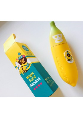 Magic Food Banana Sleeping Pack 130BO (Special packaging)