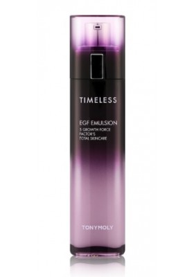 TIMELESS EGF Emulsion Total Skin care