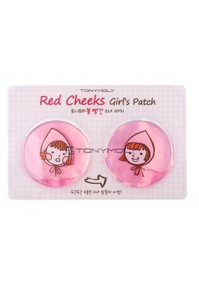 RED CHEEK'S GIRLS PATCH