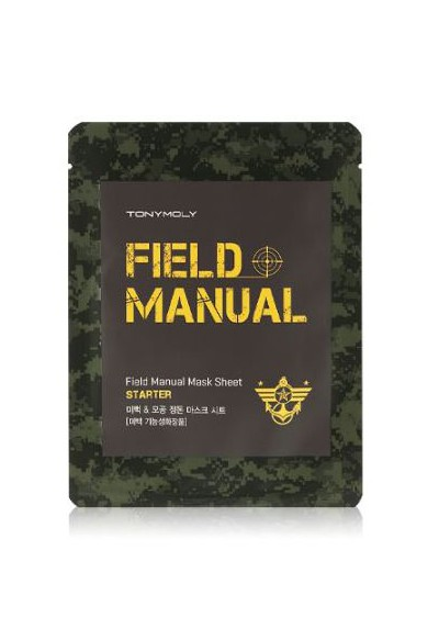 FIELD MANUAL MASK SHEET STARTER