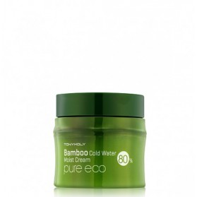 PURE ECO BAMBOO COLD WATER MOISTURE CREAM
