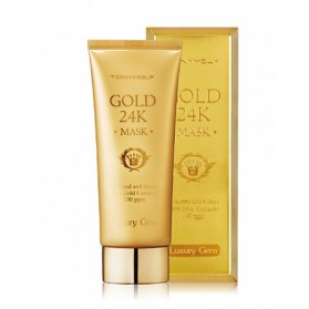 LUXURY GEM GOLD 24K MASK
