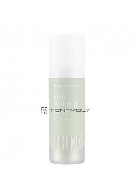 FACE MIX MAKE UP BASE GREEN