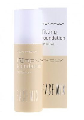 FACE MIX FITTING FOUNDATION SPF30 PA++