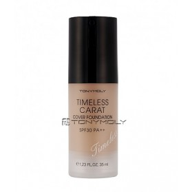 TIMELESS CARAT COVER FOUNDATION SPF 30 PA +