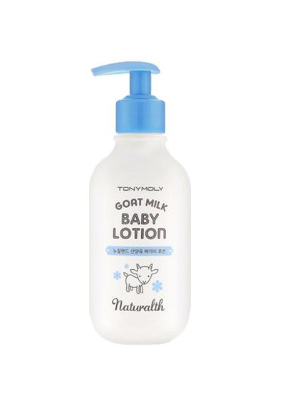 NATURALTH GOAT MILK BABY LOTION