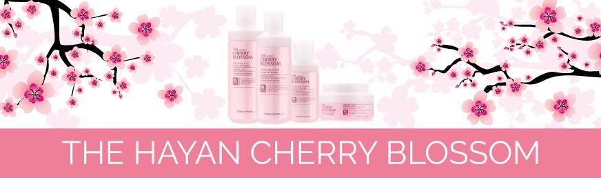 The Hayan Cherry Blossom