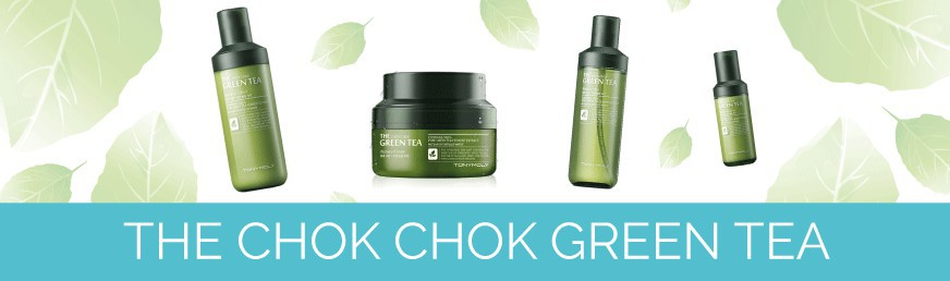 The Chok Chok Green Tea