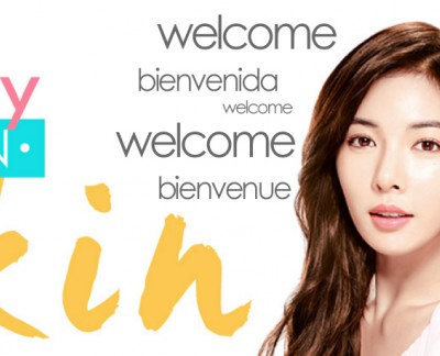 ¡WELCOME TONYMOLY!
